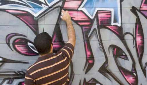 Read more about graffiti art